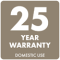 Lagune 25 Year Warranty *