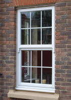 Sash Window After Repair