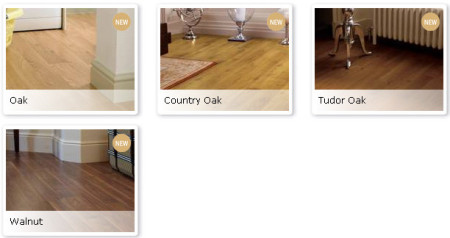 Howdens Oak Flooring