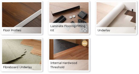 Howdens Flooring Accessories