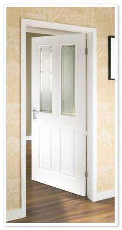 Print. image number 7 of howdens doors ... & Howdens Doors u0026 4 Panel Oak Shaker Glazed Door pezcame.com