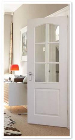 Print & Howdens Doors