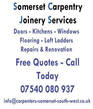 Local Carpenter Geoff Thomas Carpentry Services