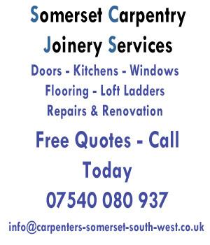 Local Carpenter Geoff Thomas Carpentry Services