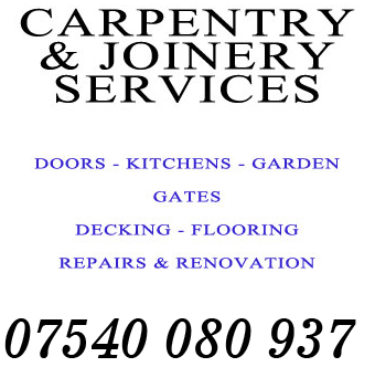 Carpenters & Joiners